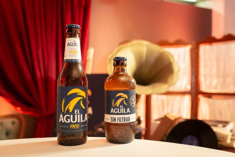 Cerveza El Águlia Especial y Sin Filtrar