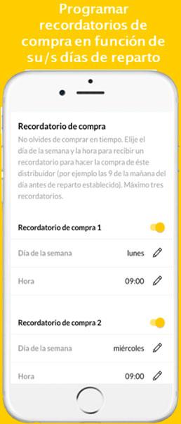 Captura aplicación MyRapido